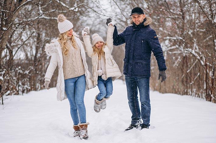 Zimski sprehodi na Jasni