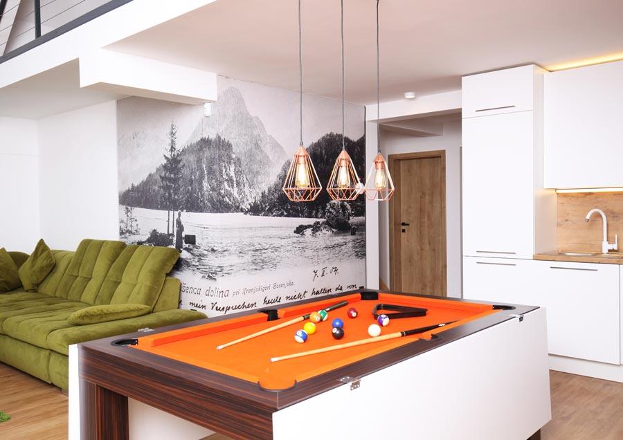 Apartmaji Chalet Resort Jasna
