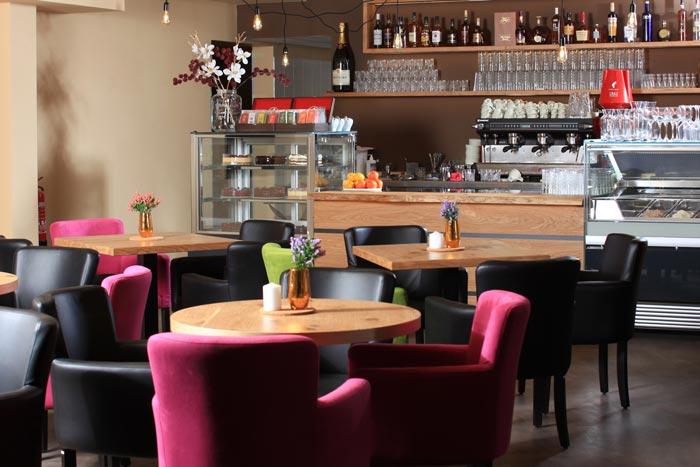 Restavracija na Chalet resort Jasna